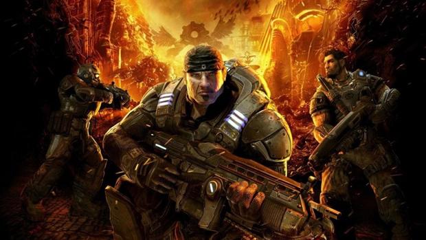 Gears of War (Foto: Divulgação)
