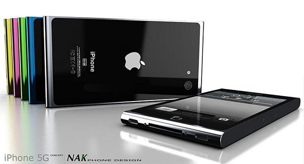 Mais um conceito para o iPhone 5 (Foto: Divulgação)