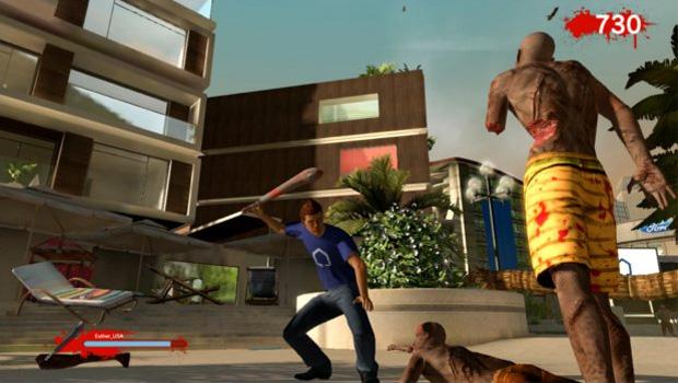 Zumbis de Dead Island chegarão à PlayStation Home (Foto: Divulgação)