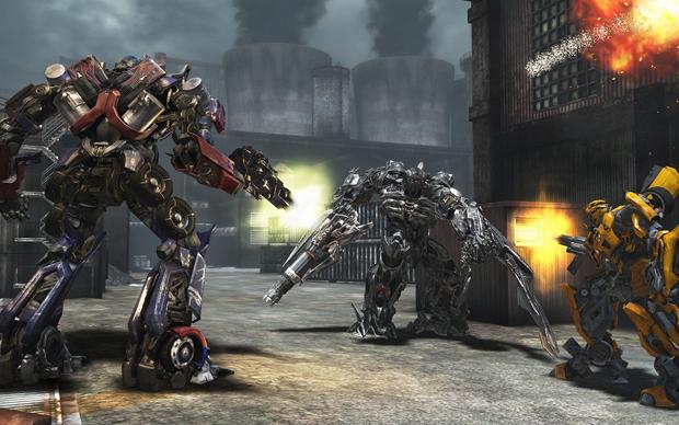 Transformers: Dark of the Moon (Foto: Divulgação)