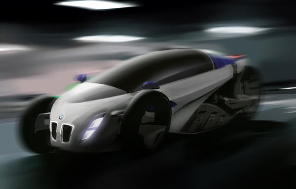 BMW i1. (Foto: Divulgação)