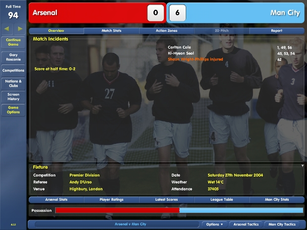 Championship Manager 03/04 (Foto: Neoseeker)