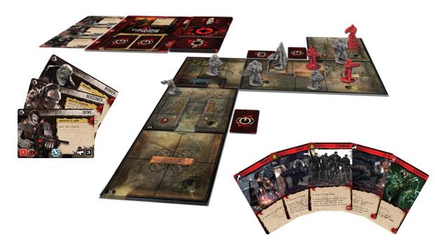 Jogo de tabuleiro de Gears of War sai em agosto (Foto: Divulgação)