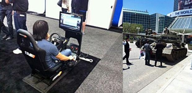 Junichi Masuda ficou triste com a E3 2011 (Foto: Siliconera)