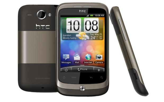 HTC Desire A (Foto: Divulgação)
