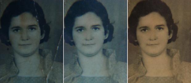 Restaurar fotos antiguas con Photoshop - Graphmania ...