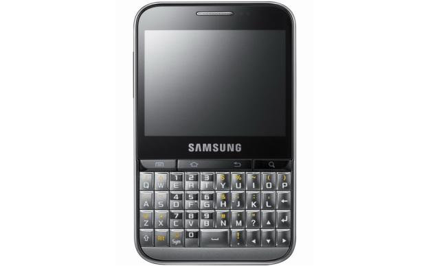 Samsung Galaxy Pro (Foto: Divulgação)