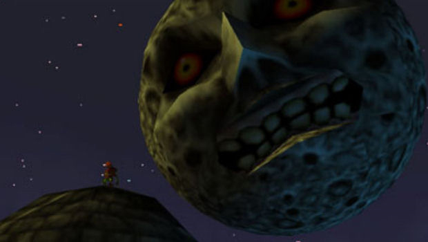 The Legend of Zelda: Majora's Mask 3D é objetivo da Operation Moonfall (Foto: Divulgação)