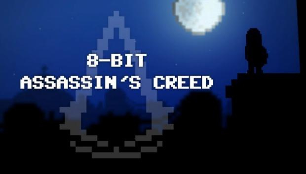 Assassin's Creed em 8-bits (Foto: Divulgação)