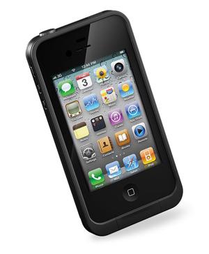 Case promete deixar iPhone 4 seguro (Foto: Divulgação)