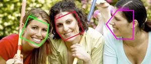 O PittPatt fez a identificação dos rostos. (Foto: Reprodução)