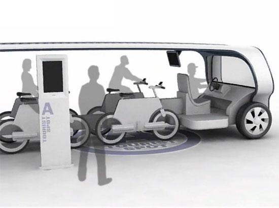 Bike Guide Concept (Foto: Divulgação)