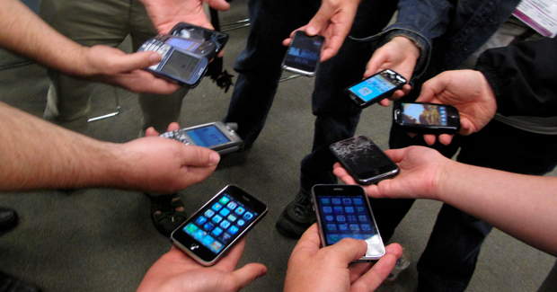 19% da classe C já usa smartphone, e outros 40% pretendem comprar um em menos de 6 meses (Foto: Csaila/Flickr)