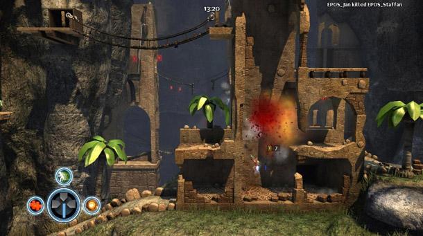 Crash Commando é gratuito para assinantes da Plus (Foto: Divulgação)