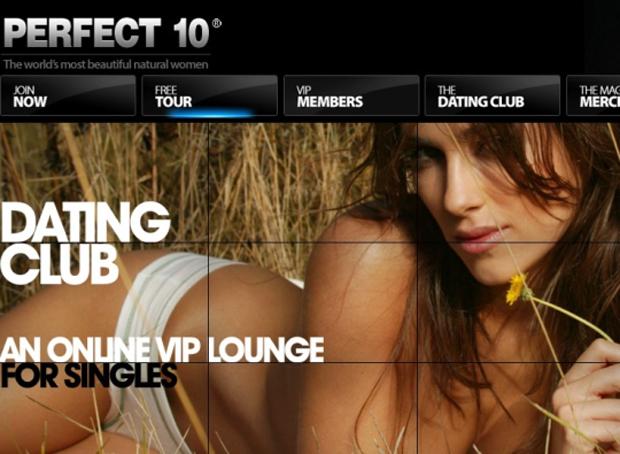 O Site Perfect 10 entrou com ação contra diversos sites de compartilhamento. (Foto: Produção)