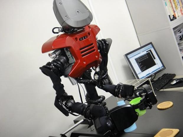 SOINN, o robô inteligente. (Foto: Divulgação)