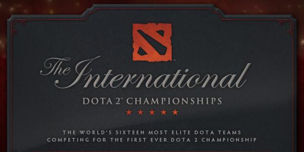 """""""The International"""" é o torneio que dará US$ 1 milhão em dinheiro aos jogadores de DotA 2  (Foto: Divulgação)"""