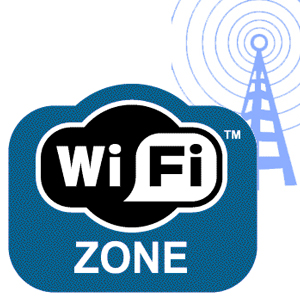 Símbolo de Wi-Fi (Foto: Divulgação)