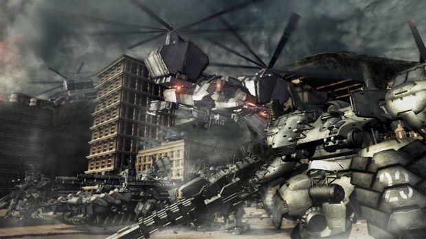 Armored Core V  (Foto: Divulgação)