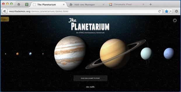 Firefox para Mac também ganhará nova interface (Foto: Divulgação)