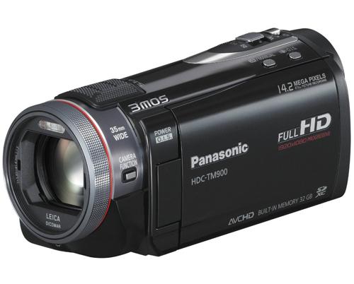 Panasonic HDC-TM900 (Foto: Divulgação)
