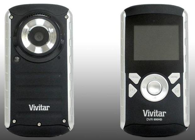 Vivitar DVR 690HD (Foto: Divulgação)
