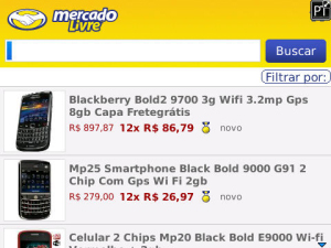 App do Mercado Livre (Foto: Divulgação)