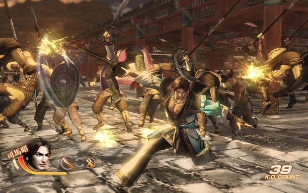 Dynasty Warriors 7 (Foto: Divulgação)