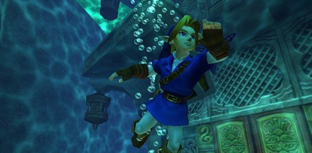 The Legend of Zelda: Ocarina of Time 3D (Foto: Divulgação)
