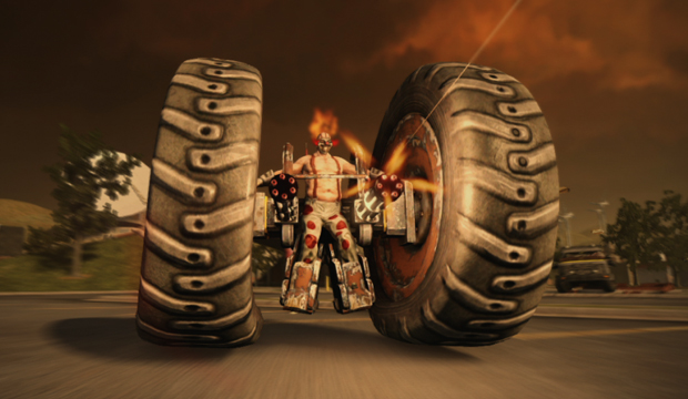 Novo Twisted Metal foi adiado para o início de 2012 (Foto: Divulgação)