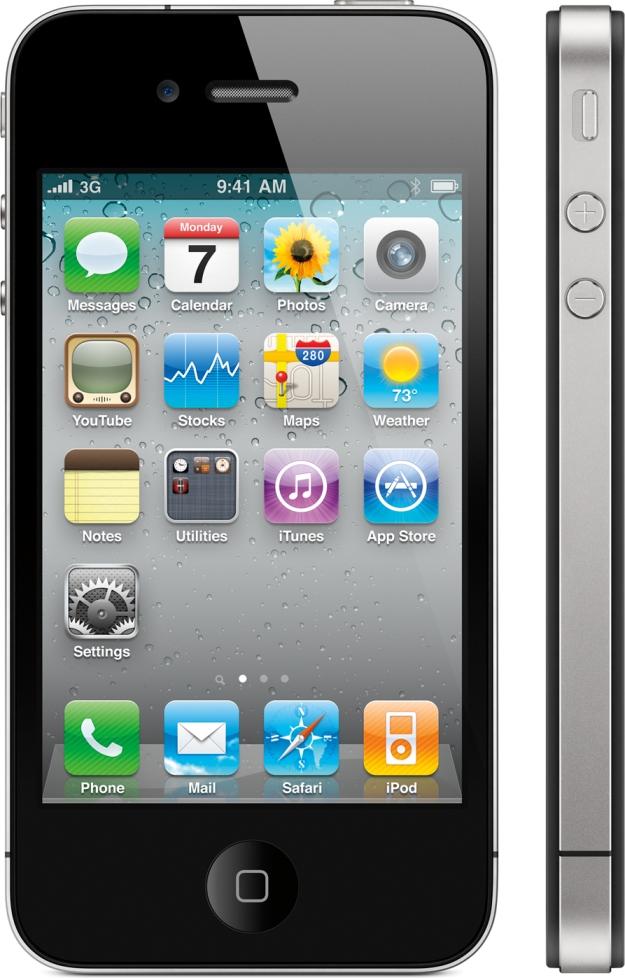 Apple iPhone 4 (Foto: Divulgação)
