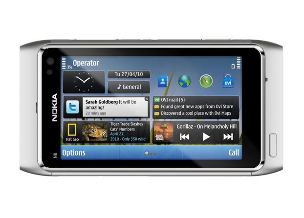 Nokia N8 (Foto: Divulgação)