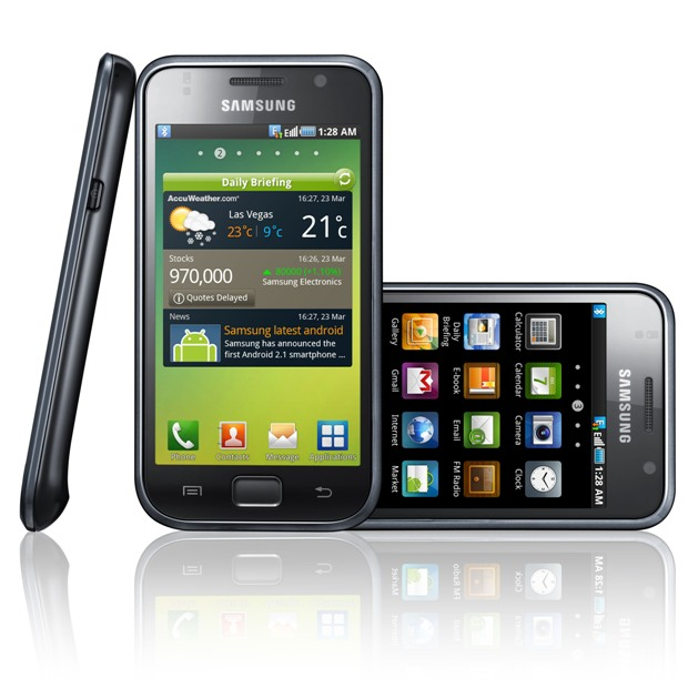 Samsung Galaxy S (Foto: Divulgação)