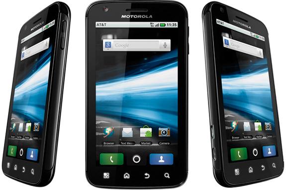 Motorola Atrix (Foto: Divulgação)