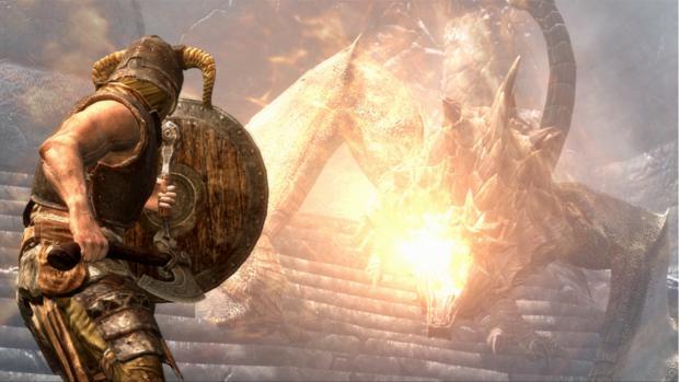 Elder Scrolls V: Skyrim (Foto: Divulgação)