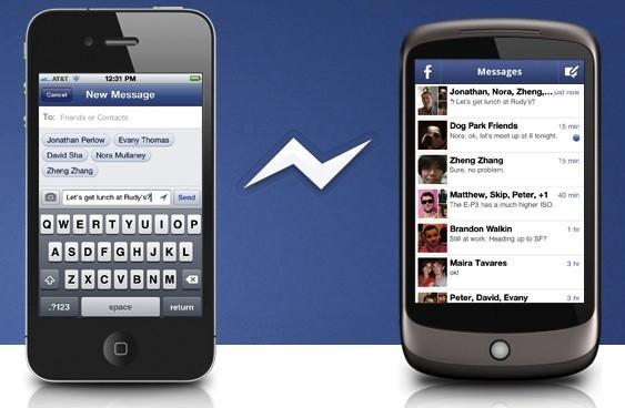 Facebook Messenger (Foto: Divulgação)