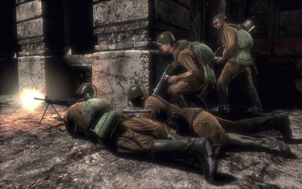 Red Orchestra 2: Heroes of Stalingrad (Foto: Divulgação)