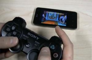 Controle PS3 no Android (Foto: Reprodução)
