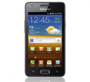 Samsung Galaxy R (Foto: Divulgação)