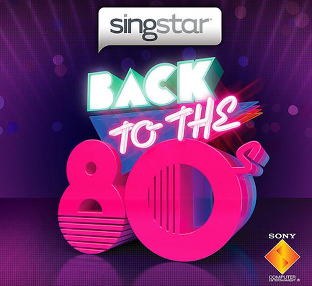 SingStar dos anos 80 apresenta hits daquela época (Foto: Divulgação)
