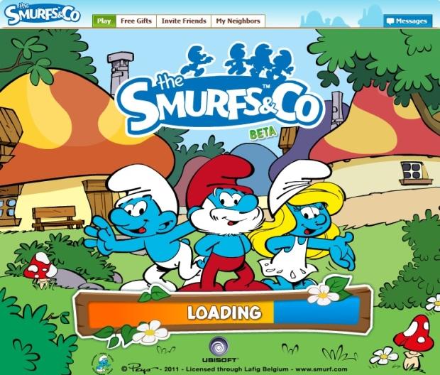The Smurfs & Co. (Foto: Divulgação)