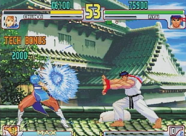 Street Fighter 3: Third Strike (Foto: Divulgação)