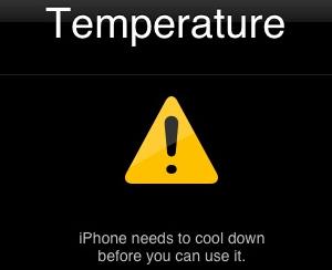 Evite o aquecimento do celular (Foto: Reprodução)