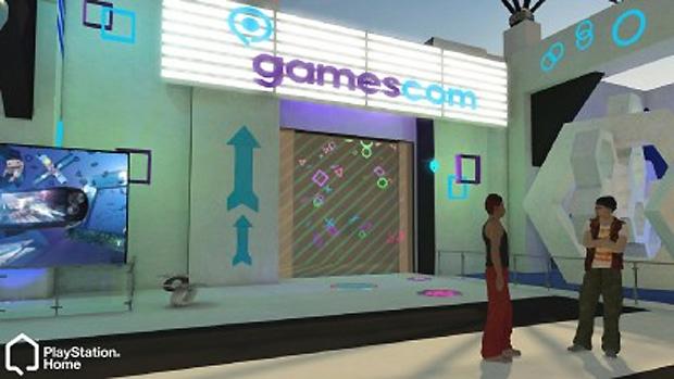 Assista à Sony Gamescom no conforto da sua Home (Foto: Divulgação)