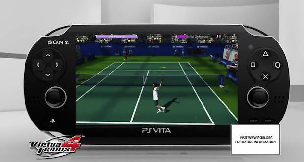 Virtua Tennis 4  (Foto: Destructoid)