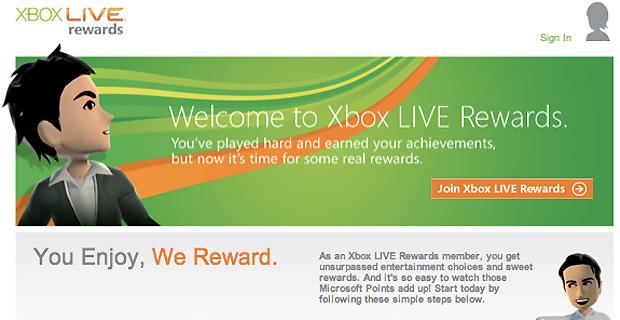 Bug na Xbox LIVE distribuiu Microsoft Points de graça (Foto: Divulgação)