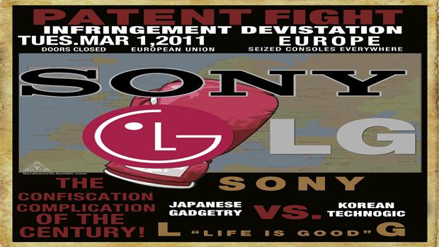 Sony e LG chegam a acordo sobre patente que afetava PS3 (Foto: Divulgação)