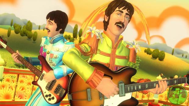 The Beatles Rock Band (Foto: Divulgação)