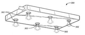 Patente de celular com airbags (Foto: Divulgação)