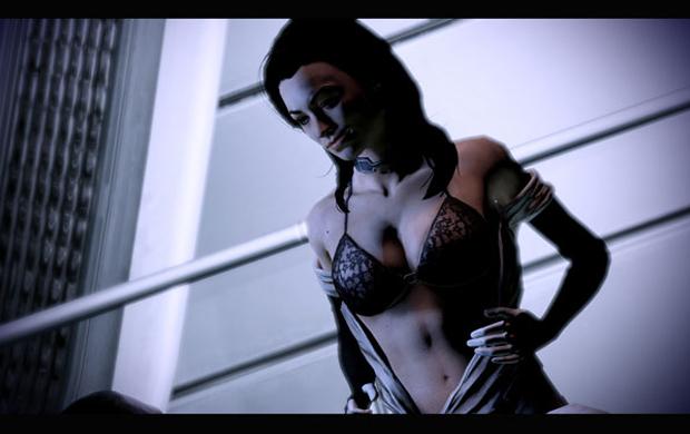 Mass Effect (Foto: Divulgação)